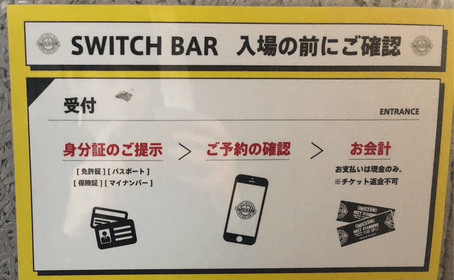 Switch bar Price